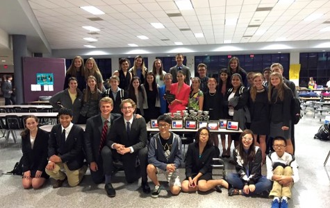 NCS Debate Team dominates at Montgomery Tournament!