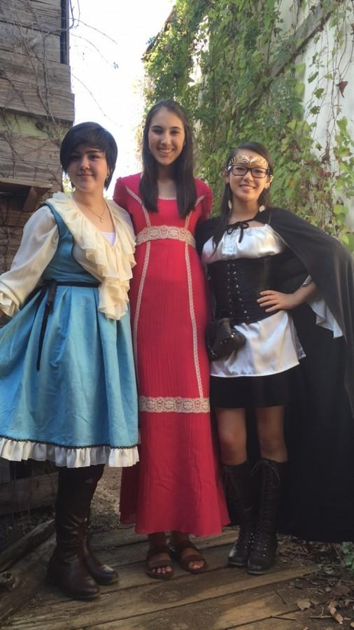 The Annual Texas Renaissance Festival is here!