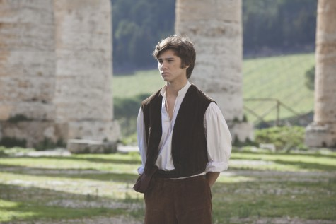 "Jackson as ""Young Ferramonti"" in Leaves of The Tree."