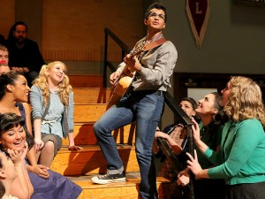 "Jordan Fisher as Doody during ""Those Magic Changes."""