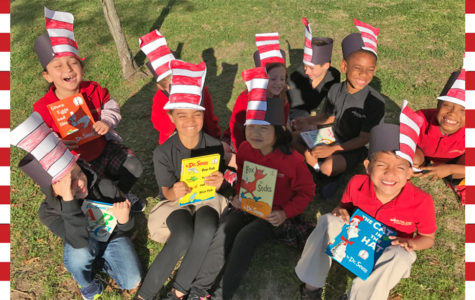 Northland Christian School Celebrates Read Across America Day