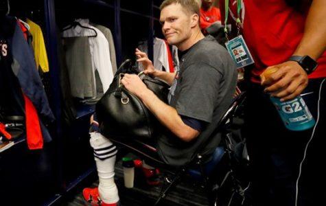 Tom Brady's Missing Jersey Finally Found