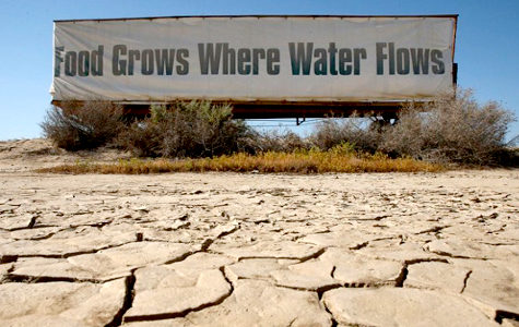 California Suffers a Rainy Drought