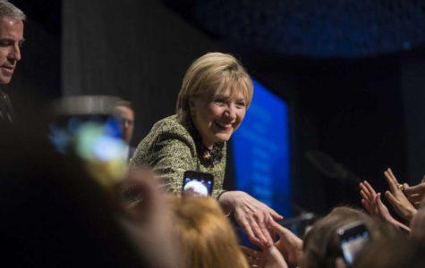 The Clintons Take Houston