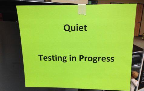Testing in Progress…