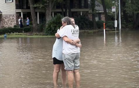 Houston's devastation – many left without homes