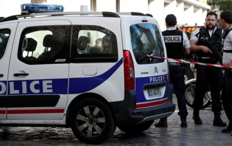 5 arrested in Paris after explosives were found