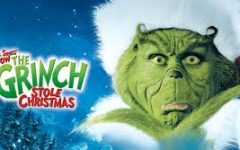 The Grinch:  Not so scary after all