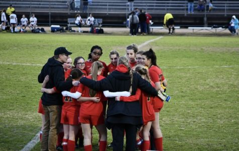 Girls' Soccer Team is off to Playoffs!