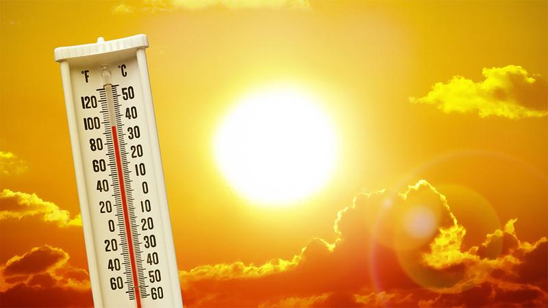 Record Heat in Houston