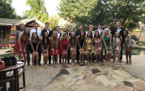 Last Homecoming as Seniors