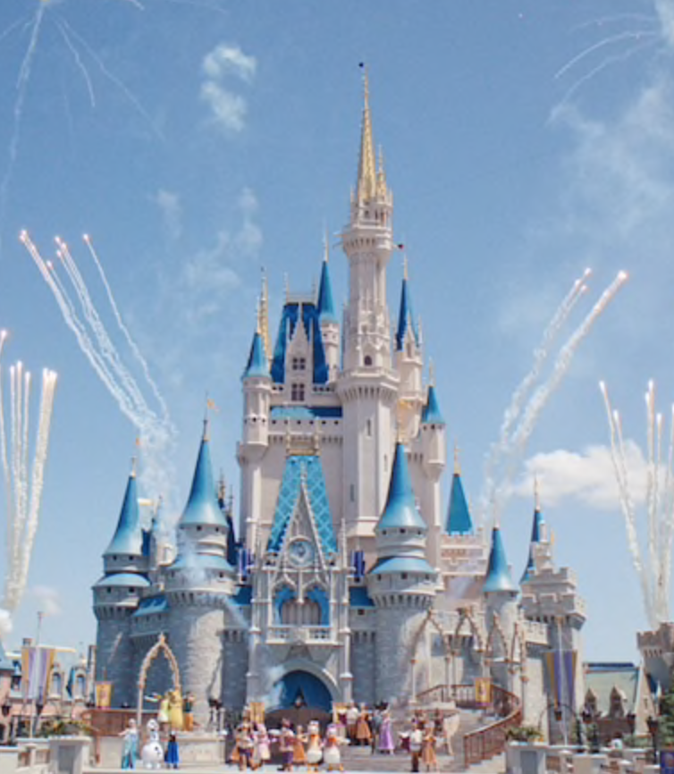 Seniors Ready For Disney Trip