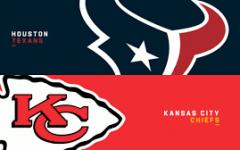 Texans vs. Chiefs