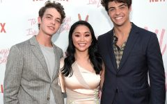 attends Netflix's 'To All the Boys I've Loved Before' Los Angeles Special Screening at Arclight Cinemas Culver City on August 16, 2018 in Culver City, California.