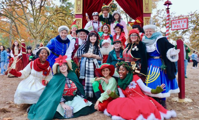 Texas Renaissance Festival has changes because of COVID