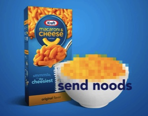 "Has Kraft Mac & Cheese ""Noods"" Commercial Cross The Line?"