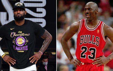 Is LeBron better than Jordan