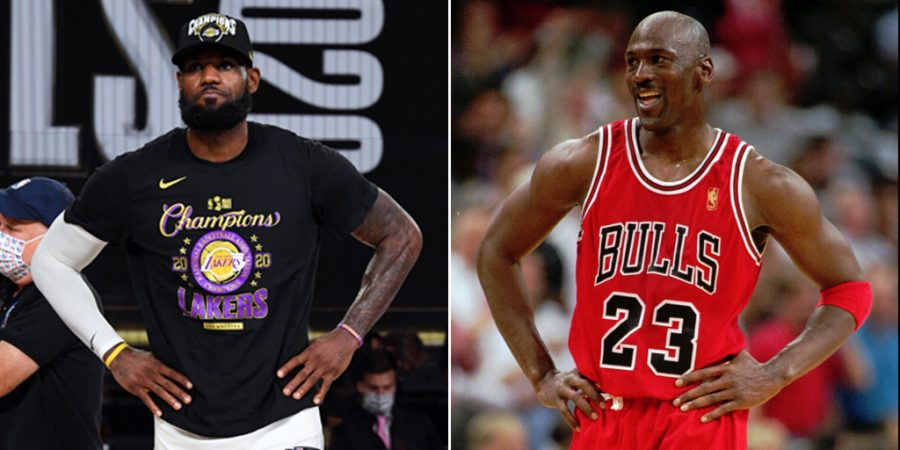 Is+LeBron+better+than+Jordan