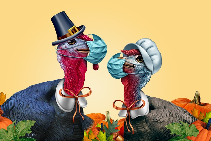Covid may Spread through Thanksgiving