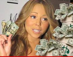 How much money does Mariah make from All I Want for Christmas is you?